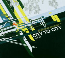 CITY TO CITY 2 = Romanthony/Dunn/Lowkey/G Strings..=2CD= DEEP+SEXY+HOUSE+GROOVES