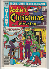 Archie's Christmas Stocking # 500 Archie Giant Series - G