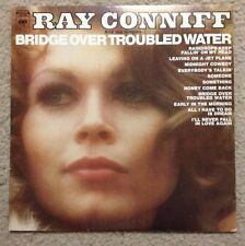 RAY CONNIFF - BRIDGE OVER TROUBLED WATER COLUMBIA EX LP VINYL RECORD