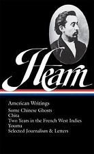 Lafcadio Hearn: American Writings (Library of America, No. 190)-ExLibrary
