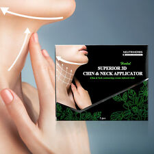 5 Pack Superior 3D Chin & Neck Body Wraps it Works for DOUBLE V-LINE REDUCTION