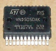 STM integrated circuit automotive power driver VND5050AK Dual MOSFET