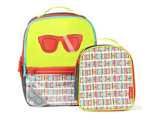 Skip Hop Forget Me Not Matching Backpack and Lunch Bag Combo Set - Specs/Glasses
