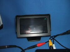 "4.3 ""LCD monitor de video versión 5v. Ideal Para Raspberry Pi"
