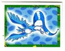 POKEMON CARTE MERLIN STICKER 1999 CARD N°  144 ARTIKODIN ARTICUNO
