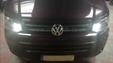 VW T5 Transporter 5.1 50w XBD Cree LED DRL Day running light upgrade kit