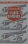 Dover Thrift Editions: Major Barbara by George Bernard Shaw (2002, Paperback)