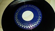 CHUCK BERRY Back In The USA / Rock & Roll Music CHESS 91001 45 7""