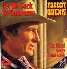 "7"" Freddy – Get Me Back To Tennessee // Germany 1981"