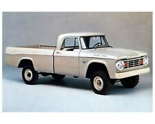 1966 Dodge Power Wagon W200 Sweptline Pickup Truck Factory Photo ca3146