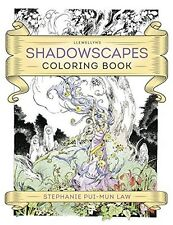 Llewellyn's Shadowscapes Coloring Book by Stephanie Pui-Mun Law (Colouring)