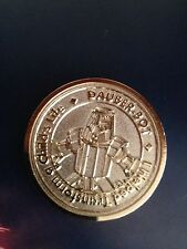Botcon 2016 Transformers Bingo Coin Dauberbot Extremely Limited!