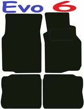 Mitsubishi Lancer Evo-6 Tailored car mats ** Deluxe Quality ** 2001 2000 1999