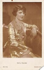B49152 Dolly Davies Ross  corner cut  movie star