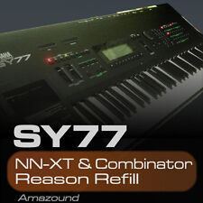 YAMAHA SY77 REASON REFILL SAMPLES for NNXT & COMBINATOR