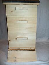 Beehive, Handcrafted, Dovetail joint hive bodies and honey supers -10 Frame