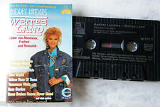 AUDREY LANDERS Weites Land .. 1986 Black Ariola Club-Edition MC