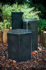 Aquascape Formal Basalt Column Set Water Fountain Feature # 58058 MSRP: $419.98