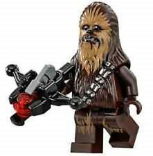 Lego star wars Chewbacca minfigure from Millenium Falcon 75105