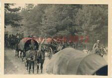 5 x Foto, Panzer-Regiment 7, Eindrücke vom Vormarsch, Polen, (R)0533