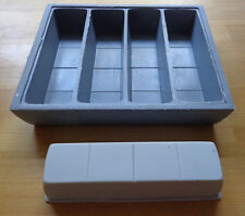 Silicone Butter Mold 4 stick 1 pound four stick buttermold Made in U.S.A.