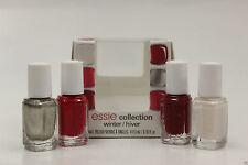 ESSIE  2014 WINTER Colors  MINI 4 pc Set Brand new ( free shipping USPS Ground )