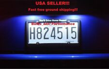 2010 2011 2012 2013 2014 Mustang White LED License Plate Lights Bulbs 6418 36MM