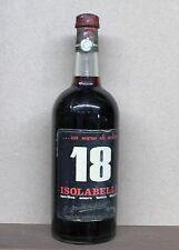 18 ISOLABELLA - Milano - 1 lt gradi 32 [Bottiglia da collezione]