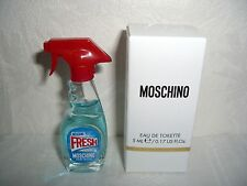 NEU = MOSCHINO Fresh Couture Eau de Toilette MINIATUR Flakon 5 ml EDT Mini Duft