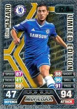 2013/2014 Topps Match Attax Limited Edition LE 1 Eden Hazard-Chelsea