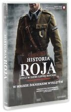 Historia Roja, czyli w ziemi lepiej słychac (DVD) 2016  POLSKI POLISH