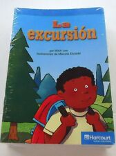 HARCOURT STORYTOWN 4TH GRADE 4 GUIDED LEVELED SPANISH READERS ON LEVEL NEW