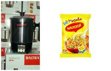 BALTRA ELECTRIC KETTLE HEATING CUP 12 CM MULTI USE KETTLE FOR NOODLES,TEA,EGG