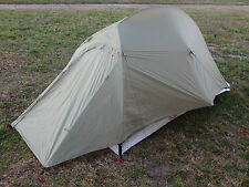 Big Agnes Seedhouse SL1 3 Season Tent 1 Person Lightweight Backpacking Camping