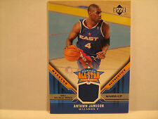 2005 Upper Deck ANTAWN JAMISON  Game-Used WARM UP Weekend Authentics [b4b3]