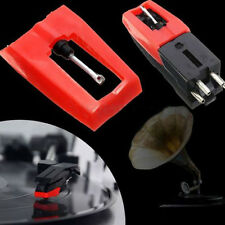 Turntable Phono Ceramic  Cartridge w/ Stylus Needle 8*26mm for LP Record Player