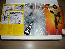 Shaolin Soccer VERY RARE JAPAN JAPANESE PROGRAMME VERY GOOD CONDITION