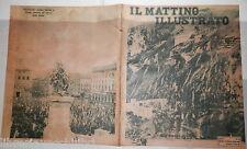 1924 Frana di Amalfi Vettica Alhambra di Granata Terremoto in Giappone Pesca di