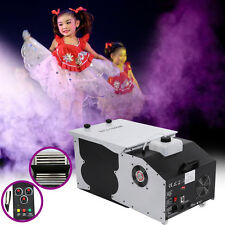 1500W Low Laying Smoke Fog Machine Dry Ice Effect Dmx PartyStage Wedding