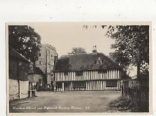 Westham Church & Houses Sussex 1947 RP Postcard 762a
