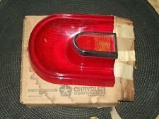 1965 Dodge Dart 170 270 GT NOS MoPar Left OUTER TAIL LAMP LENS #2525689