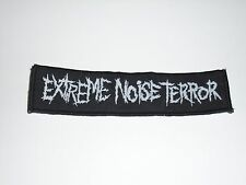 EXTREME NOISE TERROR WOVEN PATCH