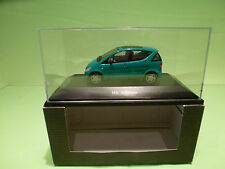 HERPA  1:43 MERCEDES BENZ A KLASSE  - GOOD CONDITION IN BOX - DEALER EDITION.