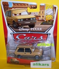 B - VICTOR H. - #3 Lemons Disney Pixar Cars movie Hugo autos toy die-cast coche