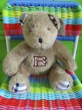Burberry Teddy Bear with tags
