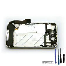 Middle Frame chassis Plate Bezel housing with Complete Parts for iPhone 4S