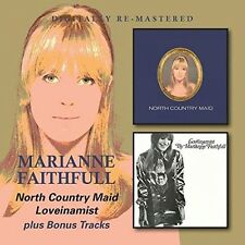 North Country Maid/Loveinamist - Marianne Faithfull (2016, CD NIEUW)2 DISC SET