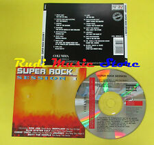 CD SUPER ROCK SESSION I compilation MEAT LOAF RAM JAM JOURNEY no lp mc dvd (C15)