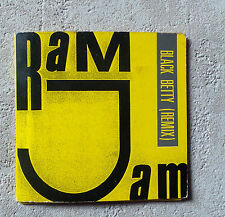 "RAM JAM ""BLACK BETTY (REMIX)"" 3"" MINI CD  EPIC 655430 3 EU 1993 3 TRACKS"
