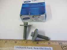 "2 PCS IN 1 FORD BOX ""SCREW & WASHER"" PART N803944-S54 , AB 208 B, FREE SHIPPING"